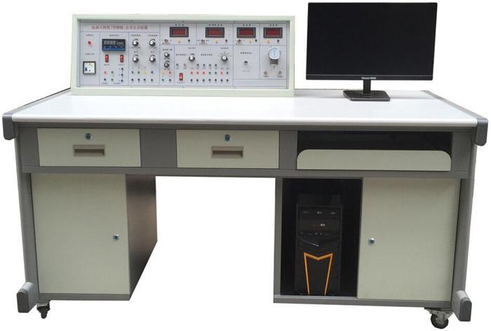 传感器转换电路板采用模块式结构,模块上印有转换原理图与接线口.